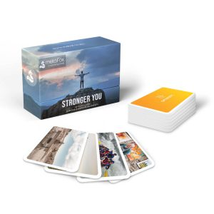 'Stronger You' – 52 strengths cards for coaching, therapy, workshops & team building
